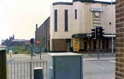 Barcliff Cinema Denton